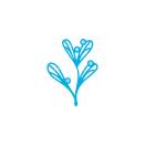 Tonic Studios Rococo Petite Die – Mistletoe Sprig 1391E