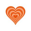 Tonic Studios Layering Basics – Traditional Heart 1459E
