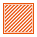 Tonic Studios Embossing Folder 8×8 – Simple Stripes 1443E