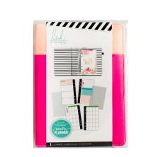 Heidi Swapp Personal Memory Planner - Pink