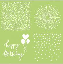 Kaisercraft Designer Template 12X12 - Celebrate