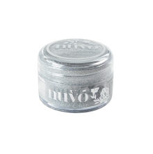 Tonic Studios Nuvo Sparkle Dust – Silver Sequin 547N