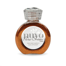Tonic Studios Nuvo Glitter Collection - Spiced Apricot 727N