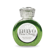 Tonic Studios Nuvo Glitter Collection - Green Meadow 717N