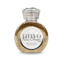 Tonic Studios Nuvo Glitter Collection - Rose Gold 718N