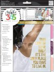 Me & My Big Ideas Create 365 Happy Planner Extension Pack - Fitness