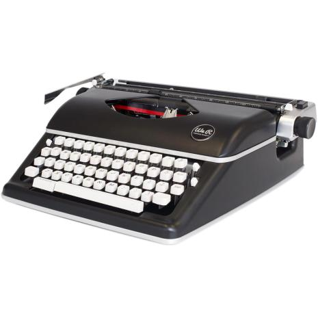 We R Memory Keepers Typecast Typewriter - Black