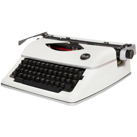 We R Memory Keepers Typecast Typewriter - White