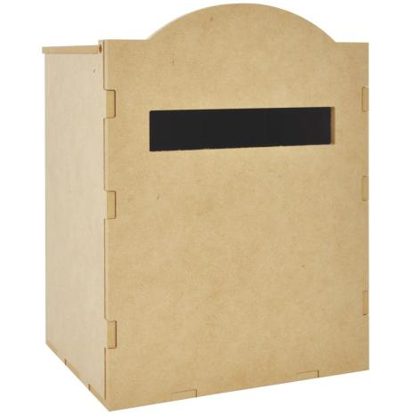 Kaisercraft Beyond The Page MDF - Post Box W/Mail Slot