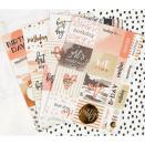 Prima Marketing My Prima Planner Cardstock Stickers 4/Pkg