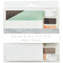 Kaisercraft Planner Adhesive Note Pads 4X4 - Memo