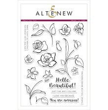 Altenew Clear Stamp 6X8 22/Pkg - Amazing You