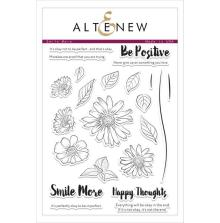 Altenew Clear Stamp 23/Pkg - Smile More