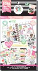 Me & My Big Ideas Create 365 Happy Planner Sticker Value Pack - Watercolor