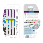 Tonic Studios Nuvo Aqua Flow Pens 3/Pkg – Winter Skies 891N