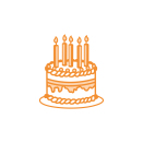 Tonic Studios Rococo Celebration – Celebration Cake 1491E