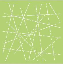 Kaisercraft Designer Template 6X6 - Criss Cross