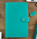 Websters Pages Color Crush Personal Planner Kit - Jade