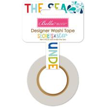 Bella Blvd Washi Tape Secrets Of The Sea Girl  - Under The Sea UTGÅENDE