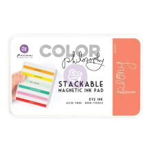 Prima Marketing Color Philosophy Dye Ink Pad - Peony