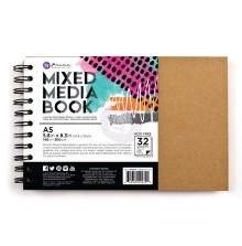 Prima Mixed Media Book A5 32 sheets