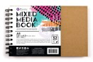 Prima marketing Mixed Media Book A5 32 sheets