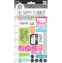 Me & My Big Ideas Create 365 Planner Stickers - Get Paid