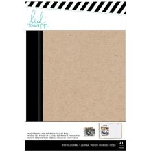 Heidi Swapp Photo Journal 8X5.33 - Magnolia Jane Kraft