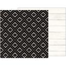 Pebbles Simple Life Double-Sided Cardstock 12X12 - Aztec