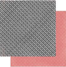 Heidi Swapp Magnolia Jane Double-Sided Cardstock 12X12 - Belle