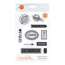 Tonic Studios Jetsetters Passport – Travel Stamp 2 1641E