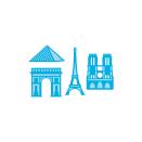 Tonic Studios Rococo – Paris Landmarks 1630E