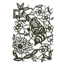 Tim Holtz Sizzix Thinlits Die - Paper-Cut Bird