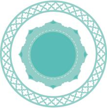 Kaisercraft Decorative Die - Circle Frames