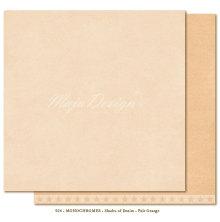 Maja Design Monochromes 12X12 Shades of Denim - Pale Orange