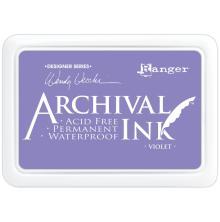 Ranger Ink Archival Inkpad - Violet