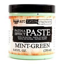 Prima Finnabair Art Extravagance Patina Effect Paste 250ml - Mint Green