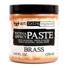 Prima Finnabair Art Extravagance Patina Effect Paste 250ml - Brass