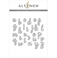 Altenew Die Set 27/Pkg - Calligraphy