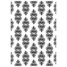 Kaisercraft Embossing Folder 4X6 - Ornate