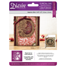 Crafters Companion Diesire 4.6x 5 Create a Card - Beautiful Baubles