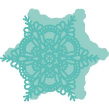 Kaisercraft Decorative Die - Doily Snowflake