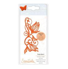 Tonic Studios Essentials Flowers & Flourishes -Tulip Twirl 1724E