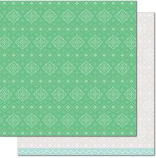 Lawn Fawn Knit Picky Cardstock 12X12 - Winter Shawl