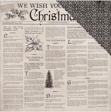 Kaisercraft Christmas Edition Double-Sided Cardstock 12X12 - Christmas Tale UTGÅENDE