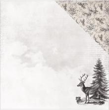 Kaisercraft Christmas Edition Double-Sided Cardstock 12X12 - Christmas Tree UTGÅENDE