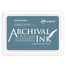 Ranger Archival Ink Pads Wendy Vecchi Designer Series - Cornflower Blue