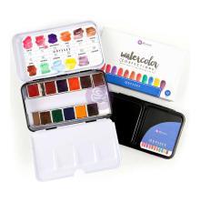 Prima Confections Watercolor Pans 12/Pkg - Odyssey