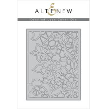 Altenew Die Set - Doodled Lace Cover