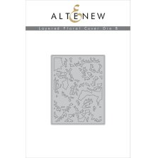 Altenew Die Set - Layered Floral Cover B